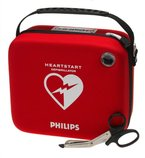 Philips HeartStart Home Automated External Defibrillator Standard Carry Case