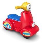 Mattel CGT07 Fisher-Price - Lernspaß Motorroller