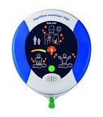 MedX5 PAD500P 8 Jahre Garantie, halbautomatischer Reanimations-Defibrillator (AED) mit Anleitung und Kontrolle zur Herzdruckmassage