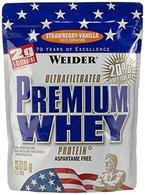 Weider Premium Whey Protein, Erdbeer-Vanille (1 x 500 g)