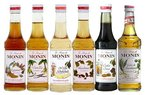 Monin Sirup Coffee Set 6 x 250ml Kaffee delikatessa