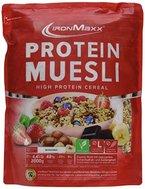 IronMaxx Protein Müsli - Banane, 1er Pack (1 x 2 kg)