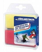 entspr. 14,21 Euro/100 g - Verpackung: 2x35 g - Skiwachs Worldcup Mix Hot