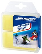 Holmenkol Alphamix Hydrocarbonwachs 2x35g
