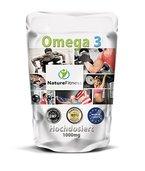Omega 3 Kapseln mit 1000mg  Sparpackung 500 Kapseln