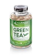 Ironmaxx Green Tea, Grüner Tee 130 Kapseln, 115,4 g