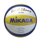 Mikasa Beachvolleyball Beach Champ VLS 300, mehrfarbig, 5