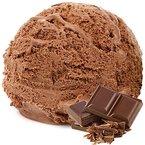 Schoko Geschmack 333 g Gino Gelati Eispulver für Ihre Eismaschine