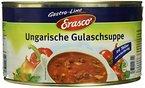 Erasco Ungarische Gulaschsuppe, 1er Pack (1 x 4.2 kg)