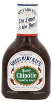 Sweet Baby Ray's BBQ Sauce - Honey Chipotle, 1er Pack (1 x 510 g Flasche)