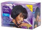 Dark & Lovely - No-Lye Conditioning Relaxer System - Regular Glättungscreme