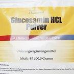 Glucosamine Pulver 500g 100% reines Glucosamin Pulver. auch für Pferd und Hund geeignet FREI VON ZUSÄTZEN