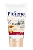 Florena Hand-Konzentrat mit Sheabutter & Arganöl, vegan, 1er Pack (1 x 50 ml)