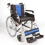 Leichte Falten deluxe selbstfahrenden Rollstuhl ECSP01