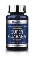 Scitec Nutrition Super Guarana, 100 Tabletten, 1er Pack ( 1 x 140 g Dose)
