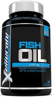 Omega 3 Fischöl 1000mg- 365 Gelkapseln - Hergestellt in Großbritannien - Omega 3 Fischöl-Ergänzung mit großer Wirksamkeit, um ein gesundes Herz, Gelenke und Haut zu fördern - Omega 3 6 9 dreifach Stärke EPA & DHA