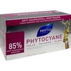 PHYTOCYANE Anti-Haarausfall Kur Ampullen 12X7.5 ml