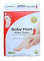 Baby Foot Easy Pack Eeltverwijdering, 1-pak