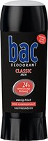 bac Deo Stick Classic Men, 6er Pack (6 x 40 ml)