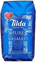 TILDA PURE BASMATI Basmatireis, 2er Pack (2 x 2 kg Packung)