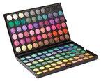 LaRoc 120 Lidschatten Farbe Palette Bilden Schönheit Make-up Professional Box - Sommer Töne