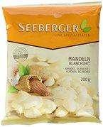 Seeberger Mandeln blanchiert, 3er Pack (3 x 200 g Beutel)