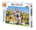 Clementoni 27905.0 - Puzzle Minions, 104 Teile
