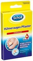 Scholl Hühneraugen-Pflaster, 3er Pack (3 x 4 Stück)