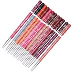 Susenstone 12st Frauen professionellen Make-up Lip Liner Pencil Set
