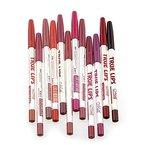 Susenstone 12pcs / Set Wasserdichtes Lip Liner Bleistift