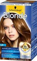 Blonde LD Aufheller für dunkles Haar, 3er Pack (3 x 142 ml)