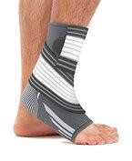Bonmedico® Piedo, Fussgelenk-Bandage Und Knöchelbandage, Unterstützung Bei Sport Und Fitness