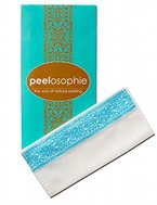 Peelosophie Peelinghandschuh für Körperpeeling & Gesichtspeeling nach uralter orientalischer Tradition, Kese, Massage - the way of natural peeling