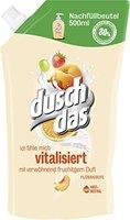 Duschdas Flüssigseife Fruit & Creamy Nachfüllbeutel, 1er Pack (1 x 500 ml)