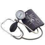 visomat medic home (XL) Blutdruckmessgerät mit Stethoskop