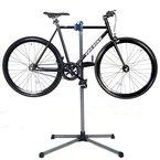 Fahrradmontageständer Fahrrad Montageständer Reparaturständer Fahrradständer (Blau)