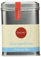 Quertee - China Oolong/Loser Tee - Orangenblüte in einer Teedose - 110 g , 1er Pack (1 x 110 g)