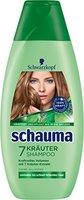 Schauma 7-Kräuter Shampoo, 4er Pack (4 x 400 ml)