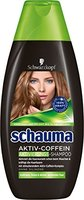 Schauma Aktiv-Coffein Shampoo, 4er Pack (4 x 400 ml)