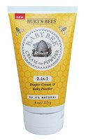 Burt's Bees Baby Bee 2 in 1 Cream to Powder, 1er Pack (1 x 113 g)