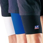 LP Support 648 atmungsaktive Oberschenkelbandage, Größe:M, Farbe:schwarz