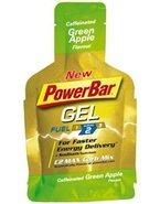PowerBar Energy Gel Gel C2MAX Trinkbeutel à 41g (Geschmack: Green Apple und Koffein, 1 Stück)