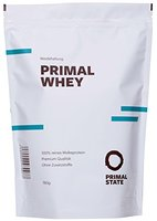 PRIMAL WHEY Protein Pulver | Fördert Muskelaufbau und Fettverbrennung | 100% reines Molkeprotein von Weiderindern | Ohne Zusatzstoffe | 760g