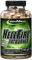 Ironmaxx Hellfire Fatburner Vegan, 150 Kapseln, 1er Pack (1 x 179.9 g)