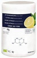 Zitronensäure 1 Kg, Reine Lebensmittelqualität, 100% Natürlich, E330 pulver, ökologischen entkalker, NortemBio, CE Produkt.