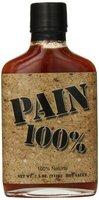 100% Pain Habanero-Sauce 200ml Flasche
