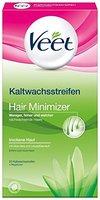 Veet Kaltwachsstreifen für trockene Haut mit Aloe Vera und Lotusblütenduft, 1er Pack (1 x 20 Streifen)