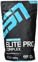 ESN Elite Pro Complex Protien, Strawberry, 1000g Beutel