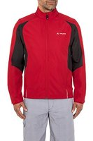 VAUDE Herren Jacke Dundee Classic Zip Off Jacket, Red, XL, 06811
