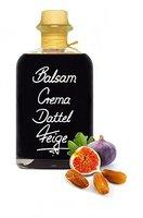 Balsam Crema Dattel & Feige 0,5L 3% Säure Mit original Crema di Aceto Balsamico di Modena IGP.